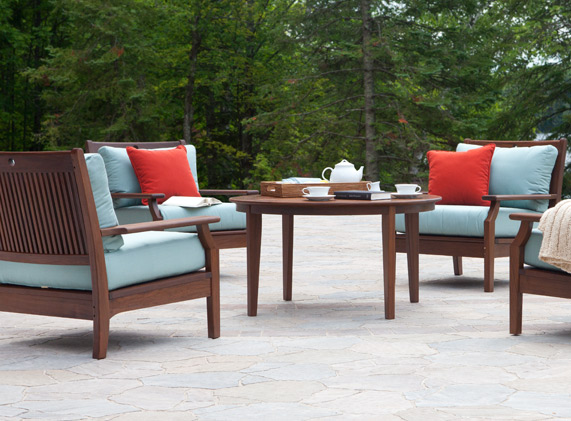 Merveilleux Coral. Jensen Leisure Wicker U0026 Wood Outdoor Furniture